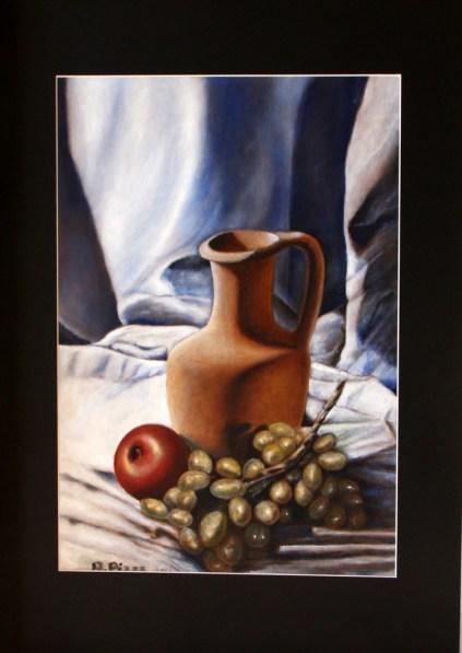 Riccardo Piazza - olio su cartone telato cm 35x50