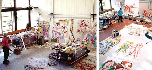 de-kooning-studio