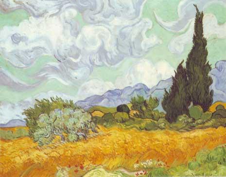 cornfield-with-cypress-gogh