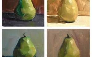 Quando dipingi, individua la luce