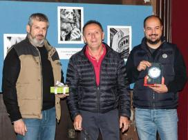 Marco Busso, Orazio Mariani e Alessio Malacrida