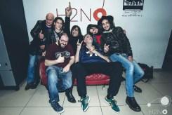 Circolo H2NO : Friends - Dome La Muerte & The Diggers