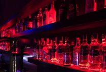 Scaffali bar