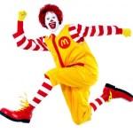 1€ per McDonald's