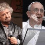 Gli errori di Grillo e i successi del Papa
