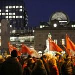 Bruxelles: manifestazione contro legge spagnola sull'aborto