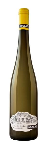 """2014 – Grüner Veltliner """"Höhlgraben"""" Alte Reben Kremstal Reserve Bottle Image"""