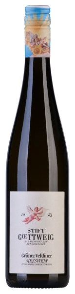 2015 – Grüner Veltliner Messwein Bottle Image
