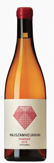 2016 – Traminer Natural Bottle Image