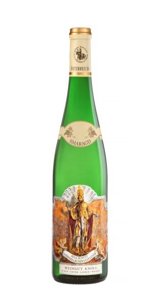 """2014 – Grüner Veltliner """"Schütt"""" Smaragd Bottle Image"""