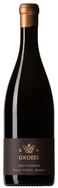 2015 – Grüner Veltliner Pankraz Reserve Bottle Image