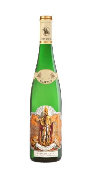 """2015 – Grüner Veltliner """"Kreutles"""" Smaragd Bottle Image"""