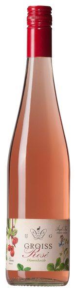 2019 – Rosé Hasenhaide Bottle Image