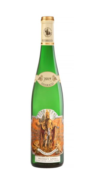 2019 – Chardonnay Loibner Smaragd Bottle Image