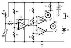 Temperature sensor circuit diagrams