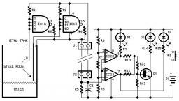 Arduino Water Sensor Arduino Pressure Transducer Wiring
