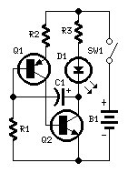 LED & Light circuit diagrams