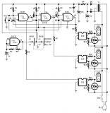 LED & Light circuit diagrams