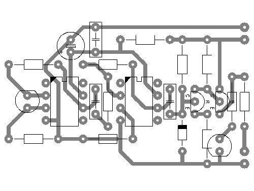 ir remote control extender circuit mark 5