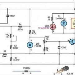 24 Volt Relay Wiring Diagram The Hertzsprung Russell Answers How To Build Lithium-polymer Peak Charger - Circuit