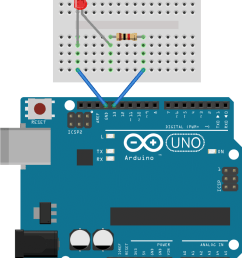 getting started with the arduino controlling the led part 1  [ 795 x 1062 Pixel ]