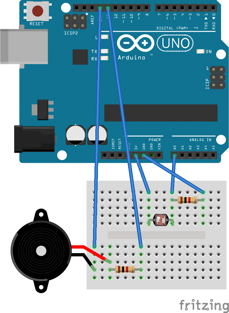 medium resolution of getting started with the arduino controlling the led part 2