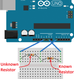 how to make an arduino ohm meter [ 795 x 1074 Pixel ]