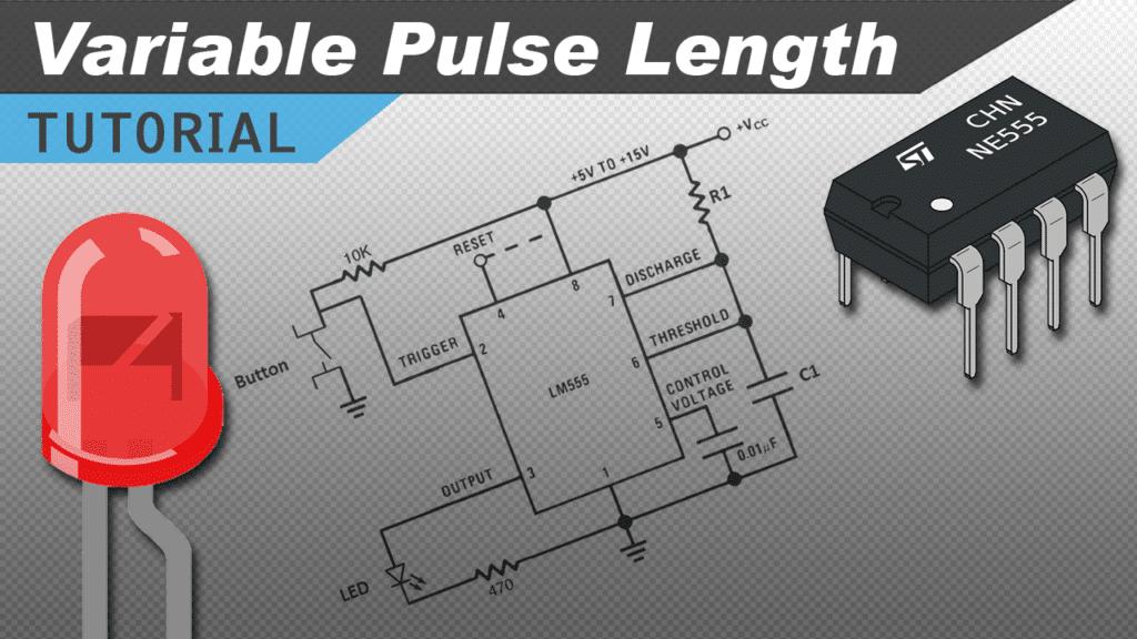 555 Basic Monostable Circuit 555 Basic Monostable Circuit 555556