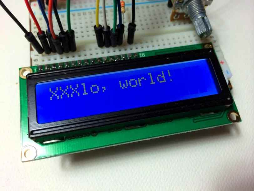 Arduino LCD Programming