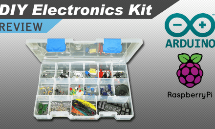 [VIDEO] DIY Electronics Ultimate Starter Kit Review