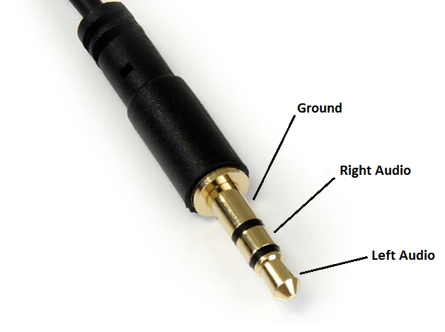To Repair Headphone Speaker Wire Together With 3 5mm Audio Jack Wiring