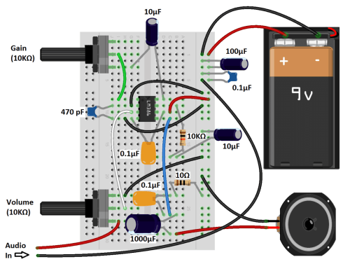 small resolution of car audio amp wiring diagrams control