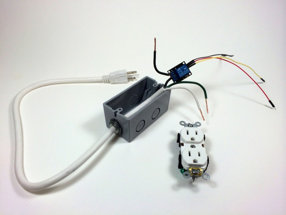 medium resolution of build an arduino controlled power outlet before wiring the electrical outlet