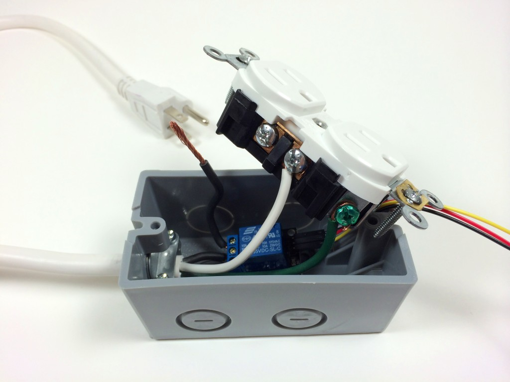 hight resolution of build an arduino controlled power outlet attaching the neutral electrical wire