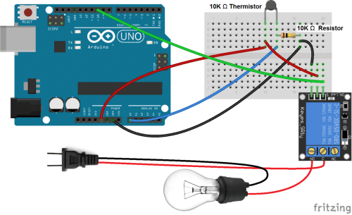 small resolution of how to set up a 5v relay on the arduino