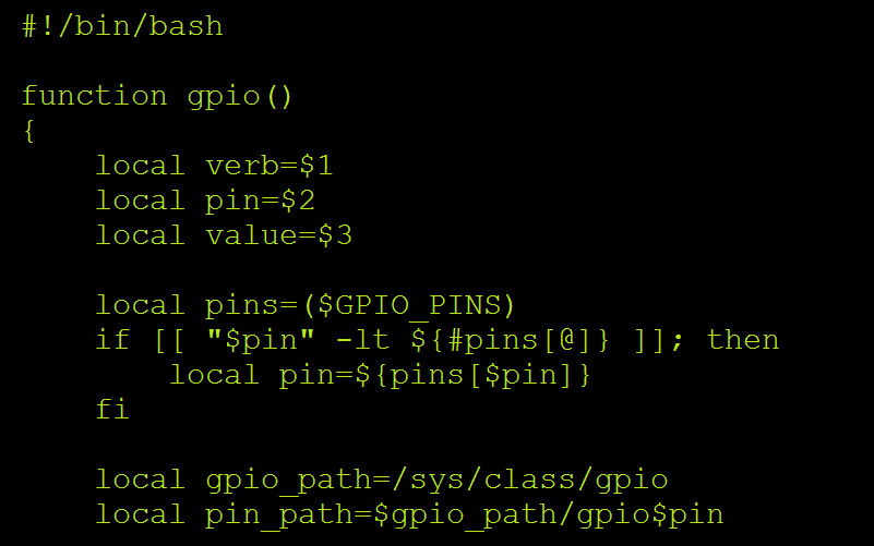 How to Write and Run a Shell Script on the Raspberry Pi