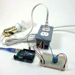 Electrical Plug X And Y 2005 Honda Civic Speaker Wiring Diagram Turn Any Appliance Into A Smart Device With An Arduino