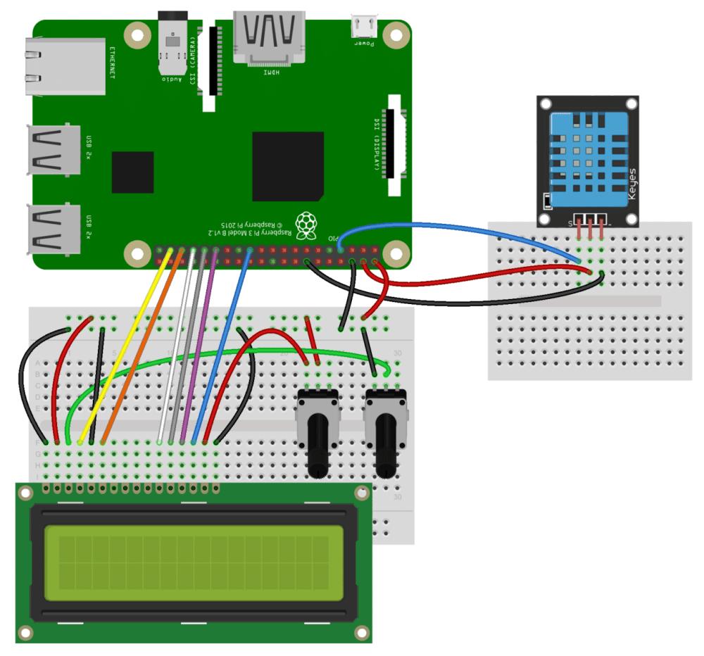 medium resolution of how to set up the dht11 humidity sensor on the raspberry pi raspberry pi sensor kit dht11 wiring raspberry pi