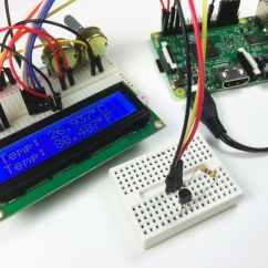 Tim Water Temperature Gauge Wiring Diagram Pj Trailer Gooseneck Raspberry Pi Ds18b20 Sensor Tutorial Circuit Basics