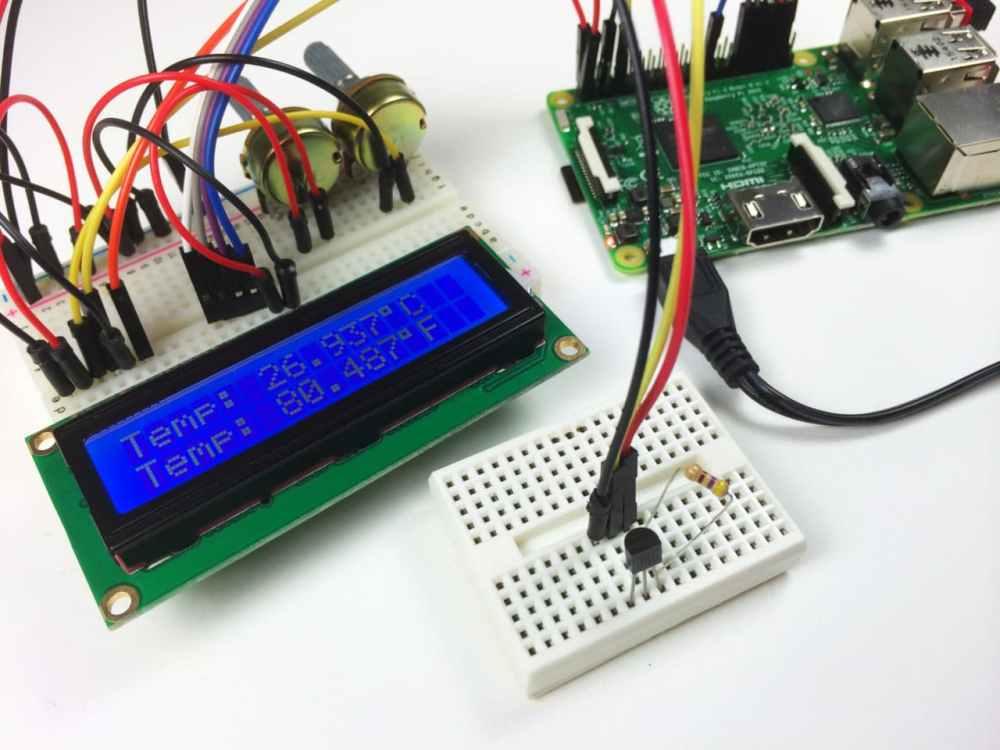 medium resolution of raspberry pi ds18b20 temperature sensor tutorial