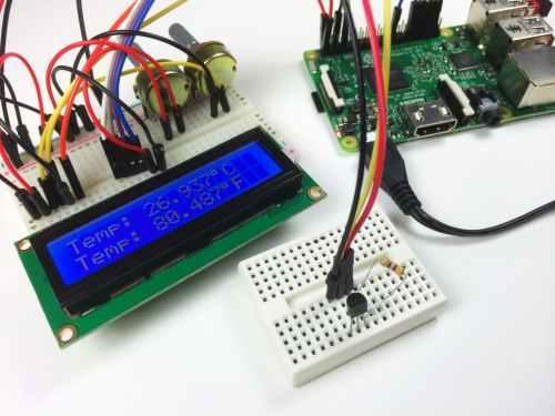 small resolution of raspberry pi ds18b20 temperature sensor tutorial