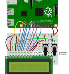 raspberry pi lcd 8 bit mode connection diagram [ 1233 x 1645 Pixel ]