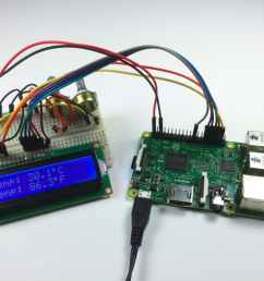 how to setup an lcd on the raspberry pi and program it with c [ 1280 x 960 Pixel ]