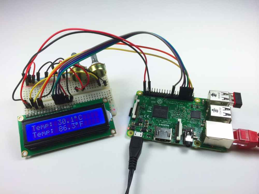 medium resolution of how to setup an lcd on the raspberry pi and program it with c