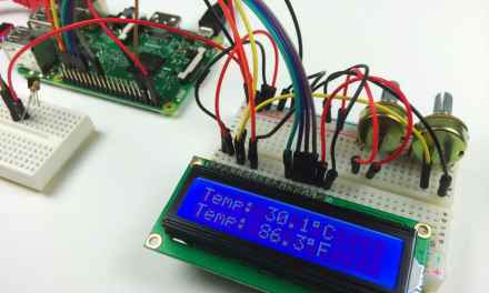 Raspberry Pi LCD Set Up and Programming in Python