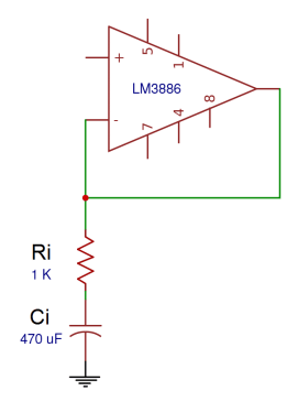 How to Design a Hi-Fi Audio Amplifier With an LM3886 - Set the Fc of the Feedback Loop High Pass Filter