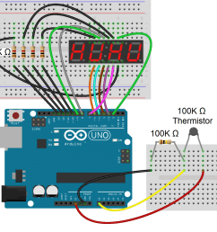 connect the circuit like this arduino 7 segment  [ 1280 x 1210 Pixel ]