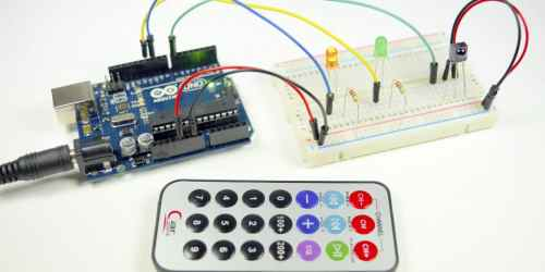 small resolution of how to set up an ir remote and receiver on an arduino