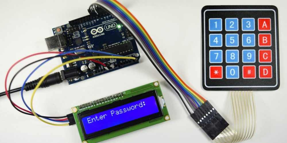 medium resolution of how to set up a keypad on an arduino