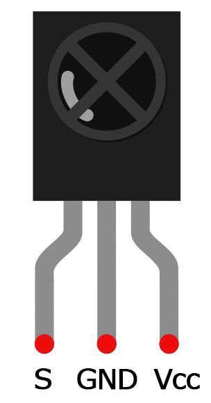 Infrared Receiver For Audio Signal Circuit Diagram